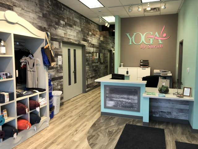 Niagara's Premier Yoga Studio